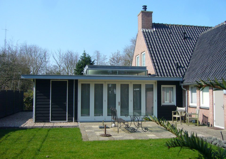 Uitbreiding woning to Oostkapelle