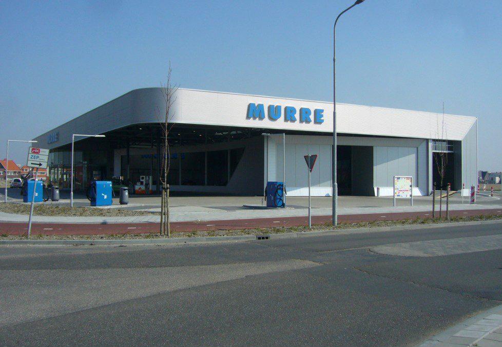 Nieuwbouw autobedrijf Murre, Middelburg