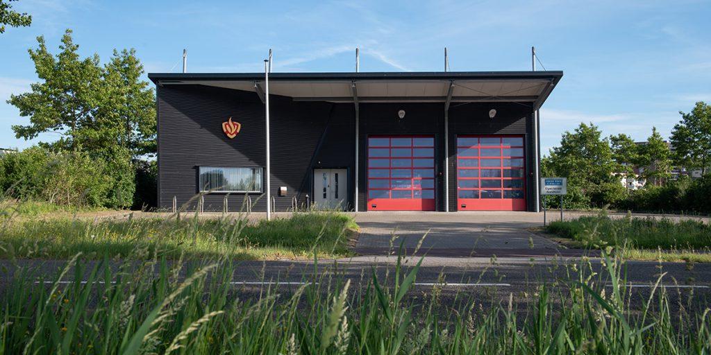 Brandweer Hoogvliet Middelburg